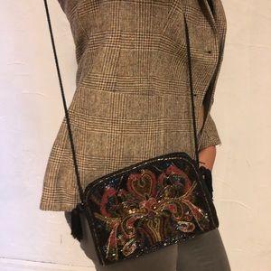 La Regale beaded purse NWOT